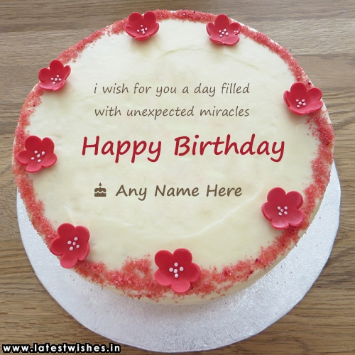 Fabulous Birthday Cake With Name Edit Page 3 Of 7 Funny Birthday Cards Online Fluifree Goldxyz