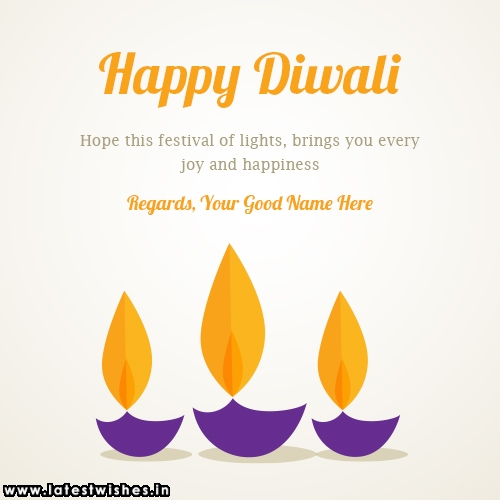 Have A Joyful Diwali Festival Name Wishes